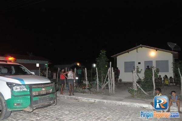 Idosa  encontrada morta dentro de casa em Piripiri