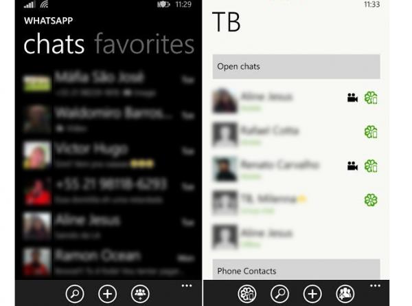WhatsApp ou ICQ? Veja qual mensageiro para celular é o top