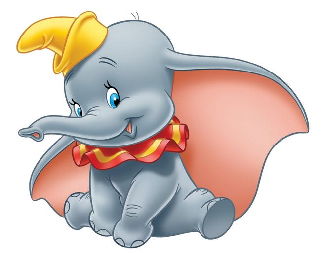 Desenho Da Disney Dumbo Vai Virar Filme