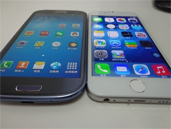 Clones de iPhone 6 devem chegar às lojas antes da versão original
