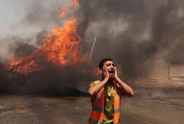 Em 5º dia de ofensiva, ONU pede cessar-fogo entre palestinos e Israel