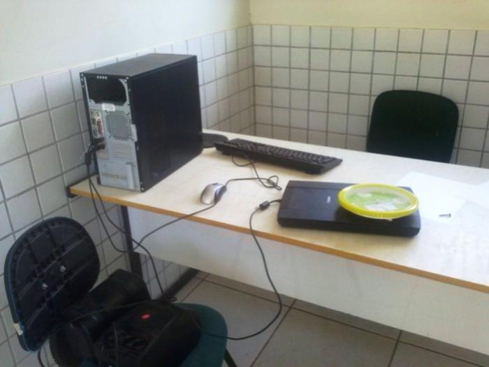 Ladrão rouba escola e ameaça prefeito de morte no PI