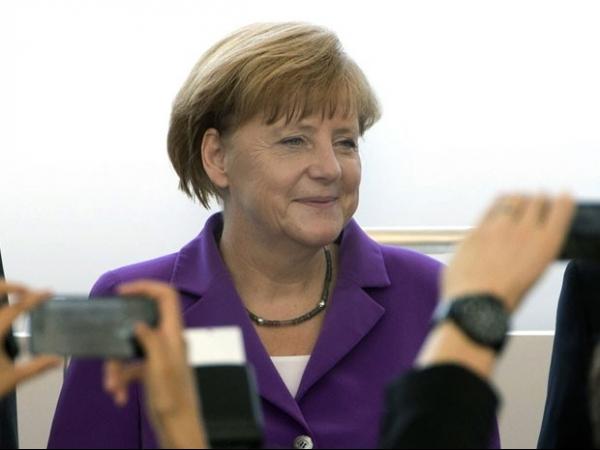 Placar não importa, desde que Alemanha vença, diz Merkel