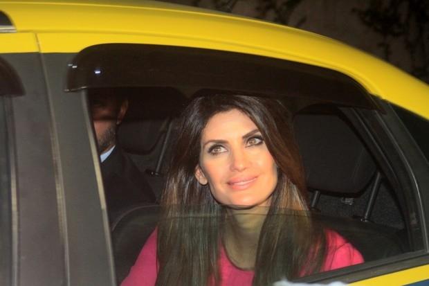 Bruna Marquezine e outros famosos vão à festa na casa de Luciano Huck