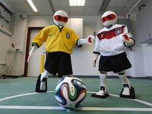 João Pessoa sedia a RoboCup 2014 com competições abertas ao público