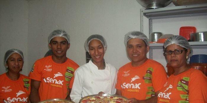 Encerramento do Curso de Pizzaiolos em Itainópolis