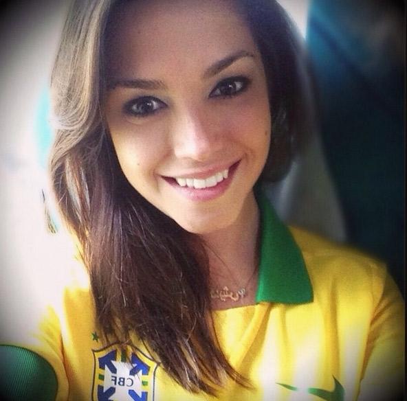 Vítor Belfort e mais famosos torcem pela Seleção