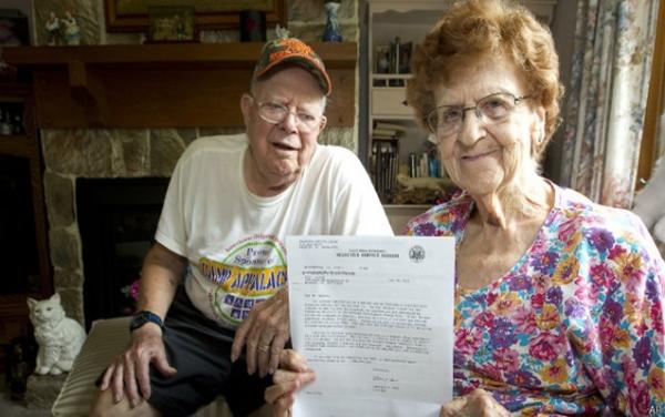 EUA enviam cartas de convocação militar a centenários falecidos
