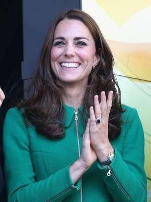 Kate Middleton estaria grávida de segundo filho, diz amiga