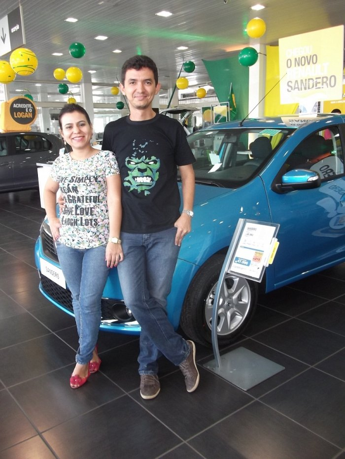 Novo Renault Sandero promete ser sucesso de vendas