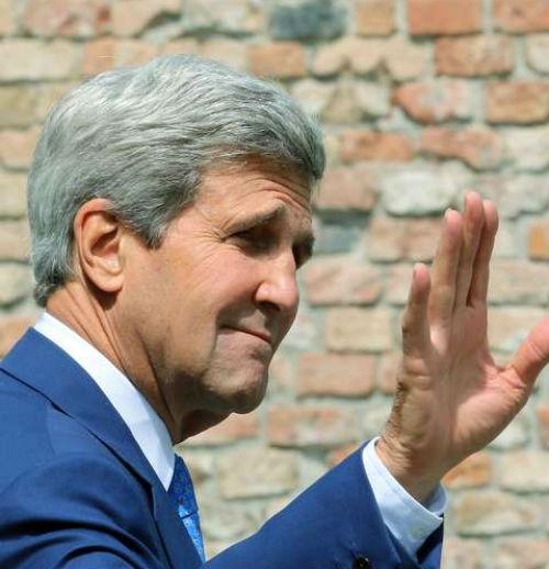 Secretário de estado dos EUA viaja ao Egito para tentar uma trégua em Gaza