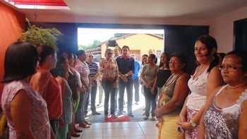 Prédio da Creche e Pré-Escola Vovó dos Anjos é reinaugurado pela Prefeita Ana Célia