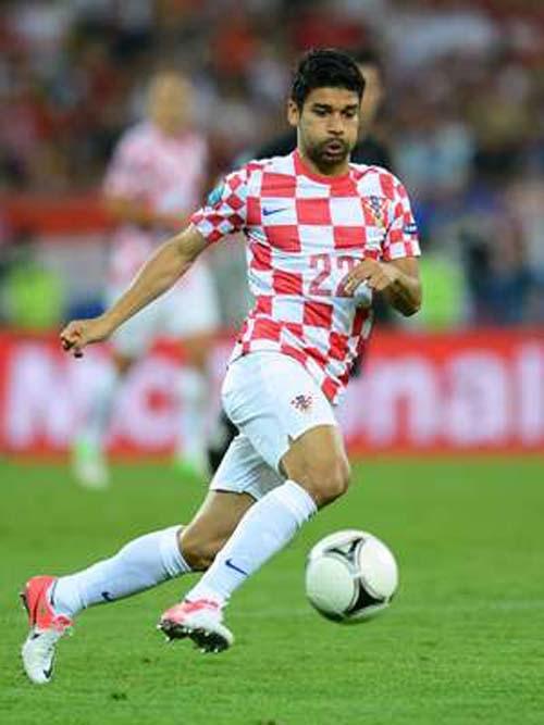 Alvo do Fla, Eduardo da Silva se aposenta da seleção croata
