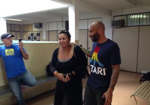 Edinho é solto após ficar mais de uma semana preso em Santos