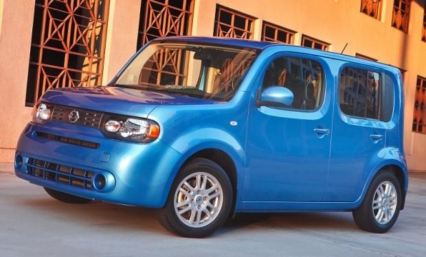 Nissan decreta fim de linha para Cube e Murano CrossCabriolet
