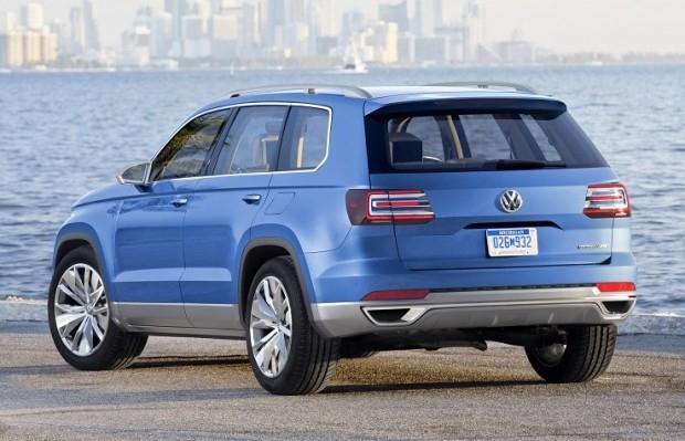 VW confirma produ鈬o do CrossBlue nos EUA a partir de 2016