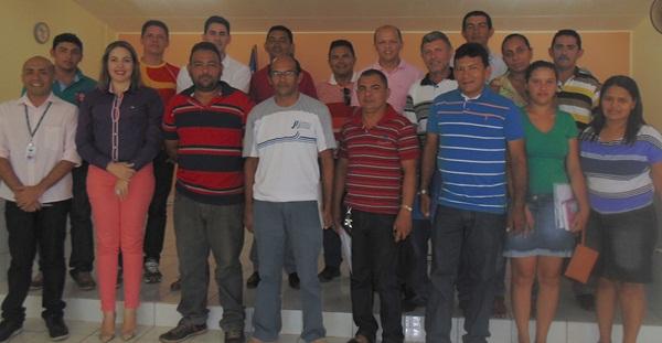 Cocal de Telha realizou audiência pública para elaboração do plano de resíduos sólidos e saneamento básico