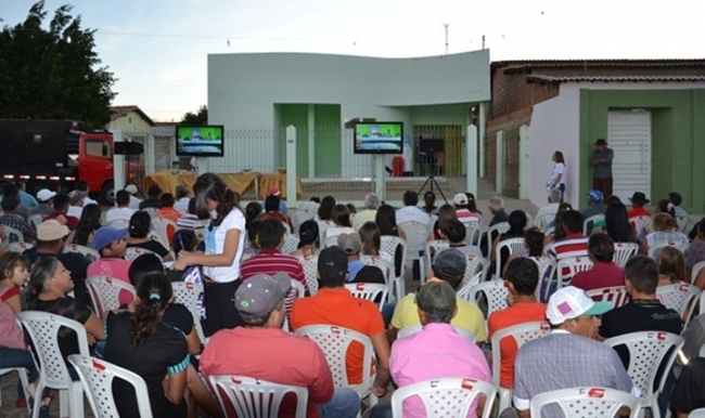 Cadeirão Grande sedia audiência sobre Complexo Eólico que será feito no município - Imagem 1