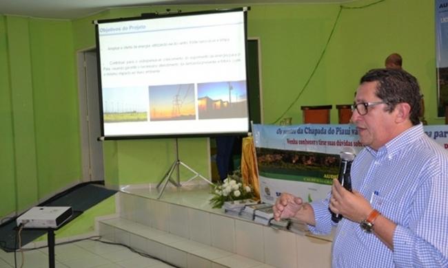 Cadeirão Grande sedia audiência sobre Complexo Eólico que será feito no município - Imagem 6