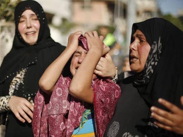 Bombardeio de Israel mata 4 meninos em praia de Gaza