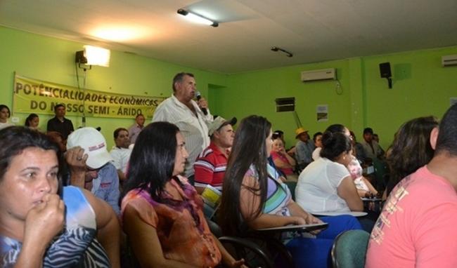 Cadeirão Grande sedia audiência sobre Complexo Eólico que será feito no município - Imagem 5