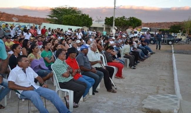 Cadeirão Grande sedia audiência sobre Complexo Eólico que será feito no município - Imagem 2