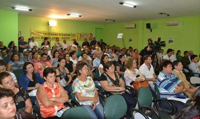 Cadeirão Grande sedia audiência sobre Complexo Eólico que será feito no município - Imagem 7