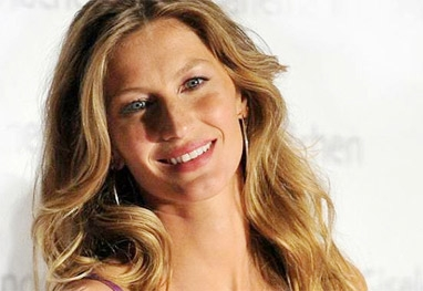 Gisele Bündchen fatura R$ 282 mil por dia, diz Forbes