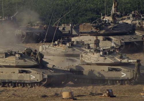 Ataque israelense deixa ao menos 3 crianças palestinas mortas em Gaza