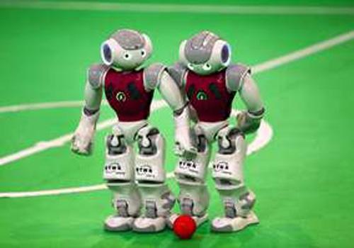 Brasil irá sediar a RoboCopa, a Copa do Mundo dos robôs no mês de Julho