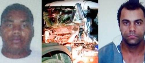 Caminhoneiro freia em alta velocidade para matar colega na BR-381