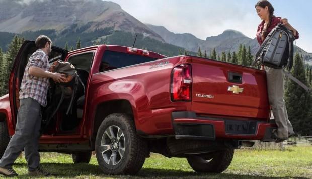 Chevrolet Colorado, irm da S10, ter vers縊 off-road aos moldes da Raptor