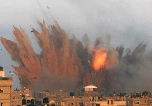 Premiê israelense ordena operação militar por terra na Faixa de Gaza