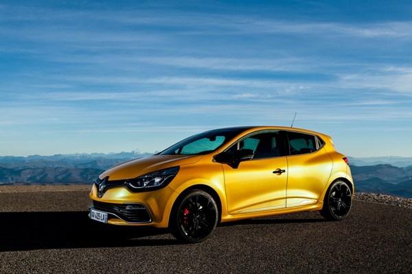 Renault Clio RS 200 EDC é compacto versão potente do veículo