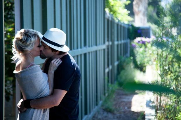 Pamela Anderson se reconcilia pela segunda vez com ex-marido