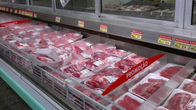 Carne bovina pode aumentar o preço entre 5% e 30% para o consumidor