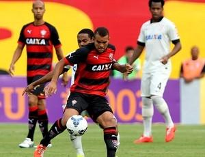 Vitória e Corinthians fazem jogo chato e ficam no empate ruim para os dois