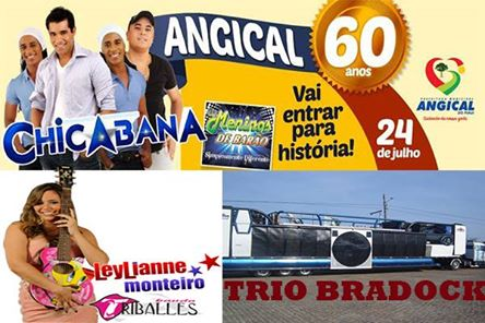 Angical do Piauí: A festa dos 60 anos está chegando