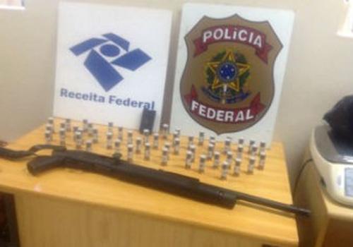 Ex-Polegar Rafael Ilha é preso com armas em Foz do Iguaçu, diz Receita
