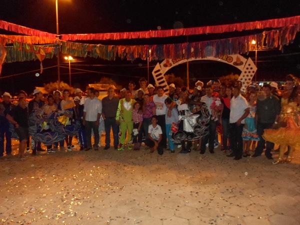 Prefeitura de Lagoa do Sitio realiza o 7º Arraial do Sertão