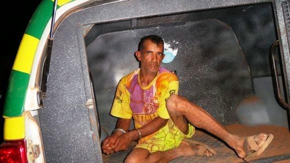 Policia prende homem acusado de estupro em Bom Principio do Piau