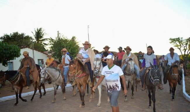 Prefeitura realiza 32ª Festa dos Vaqueiros e distribui prêmios aos participantes - Imagem 14