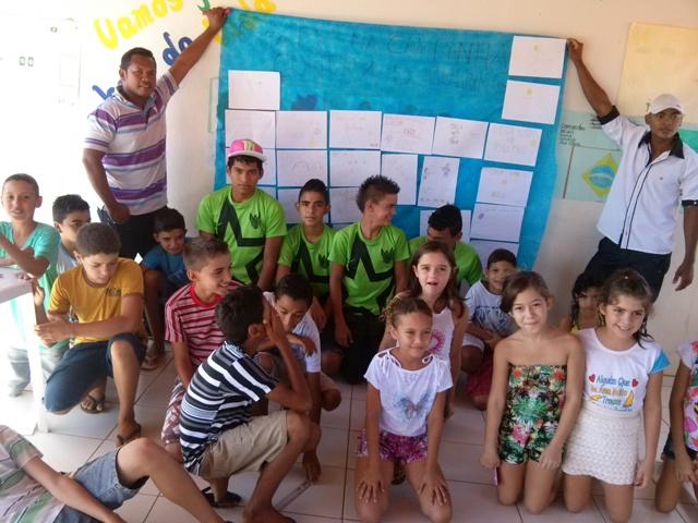 SCFV de Jatobá do Piauí abre semestre com atividades e palestra sobre o bullying