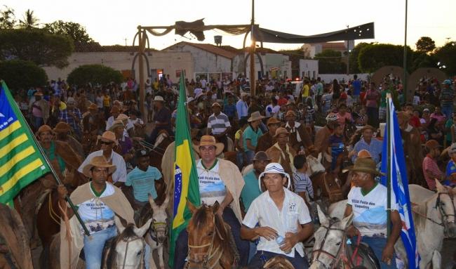 Prefeitura realiza 32ª Festa dos Vaqueiros e distribui prêmios aos participantes - Imagem 5
