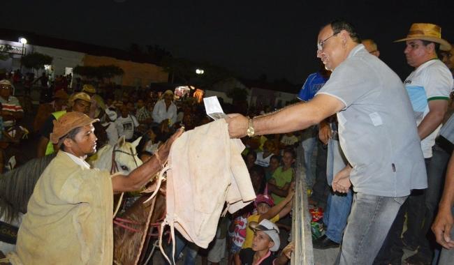 Prefeitura realiza 32ª Festa dos Vaqueiros e distribui prêmios aos participantes - Imagem 33