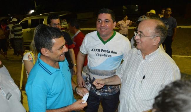 Prefeitura realiza 32ª Festa dos Vaqueiros e distribui prêmios aos participantes - Imagem 29
