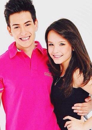 Com apenas 13 anos, Larissa Manoela se declara para namorado
