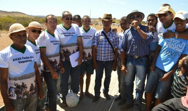 Prefeitura realiza 32ª Festa dos Vaqueiros e distribui prêmios aos participantes - Imagem 37