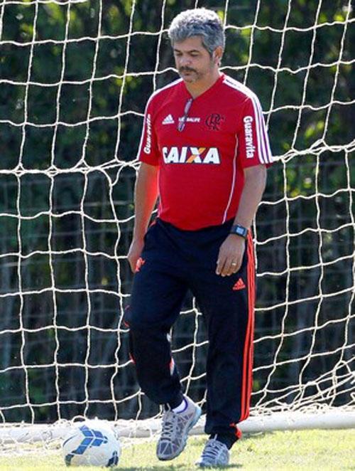 Flamengo demite Ney Franco e chama Luxemburgo de volta