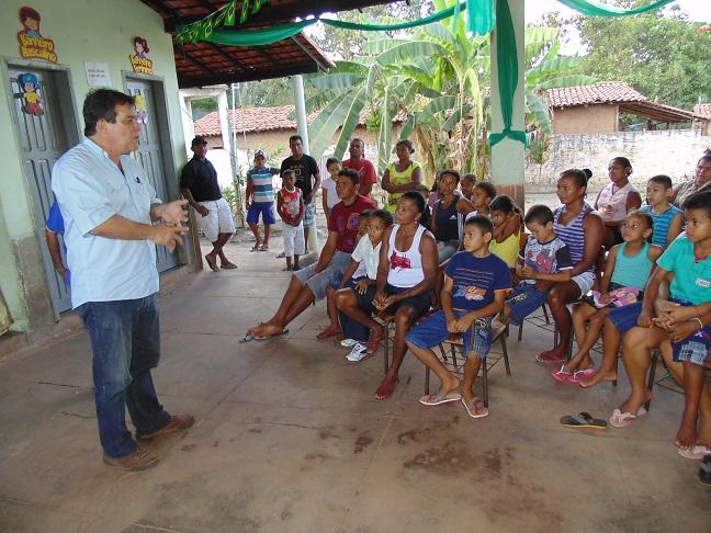 Prefeito entrega bicicletas do Projeto Pedala Piauí